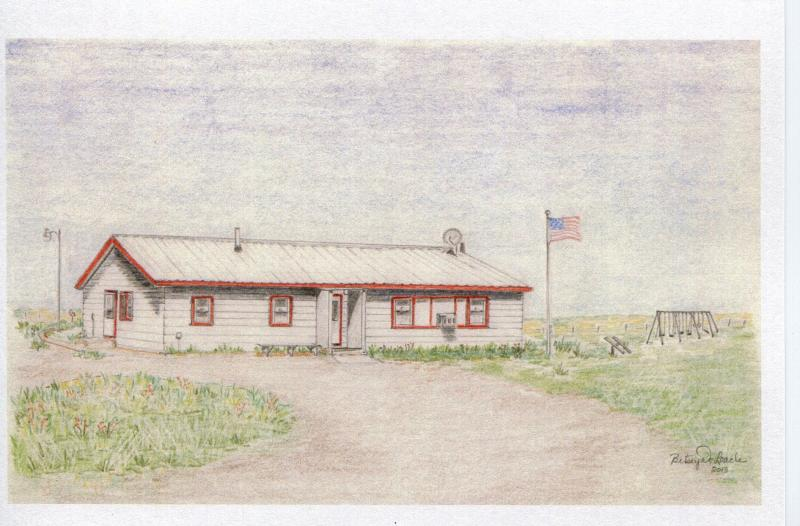 Cheyenne Country School, Stanley County, SD